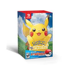 image for pokémon let s go pikachu poké ball plus pack for nintendo