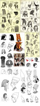 Ancient Egyptian Hair Style hair styles of ancient egypt 310art&kul pinterest 4839 by wearticles.com