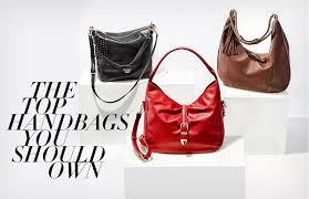 the top handbags you should own