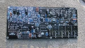 Mesa Boogie Dual Rectifier Circuit Board