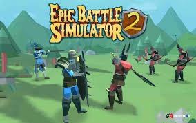 Epic Battle Simulator 2 Hack v1.4.50 Full tiền (Mod money) - GameMod4u