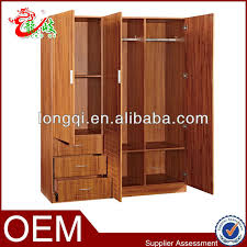 high quality modern design wooden clothes storage cabinet f3175 wooden clothes storage