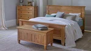 Oak King Size Beds   king size wooden bed frames  Oakfurnitureland