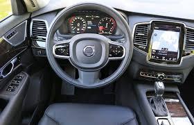 volvo xc90 interior 2016. the 2016 volvo xc90u0027s interior is a classy affair thatu0027s very user friendly xc90 r