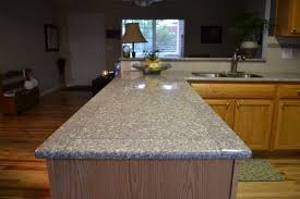 Granite Tiles For Kitchen Countertops Granite Tile Countertop In Mint Brown By Lazy Granite Affordable