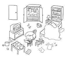 room clipart cluttered room pencil and in color room clipart  pin room clipart cluttered room 9