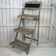 Wooden Ladder Display Stand Impressive Wooden Display Ladder Recycled Wood Display Ladder Wood Ladder