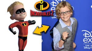 the incredibles 2 characters. The Incredibles  Characters In Real Life Bob Parr Craig Nelson Huck Milner On
