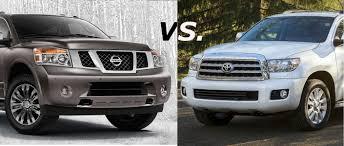 2015 Nissan Armada vs 2015 Toyota Sequoia | Rairdon's Nissan of Auburn