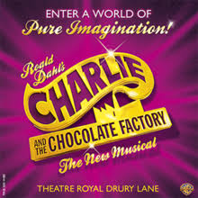 charlie and the chocolate factory musical charlie and the chocolate factory westend png