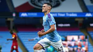 The new Silva, Sane or Fernandinho, what's the Man City future for Foden?