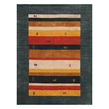 amer rugs nom110 nomadic southwestern earth and sunset hand woven area rug lowe s canada
