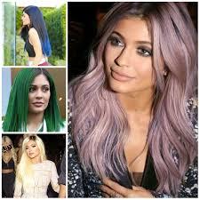 Kylie Jenner\u0027s Hair Color Evolution   New Hair Color Ideas ...