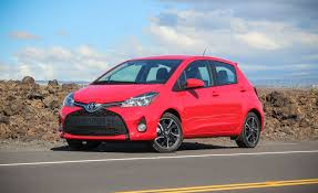 2015 Toyota Yaris First Drive – Review – Car and Driver