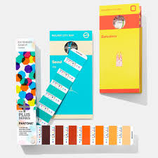 Orange Pantone Color Chart Extended Gamut Coated Guide