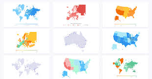 Map Gallery With 2000 Maps Fusioncharts