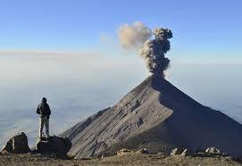 Resultado de imagen para fotos del; volcan en GUatemala