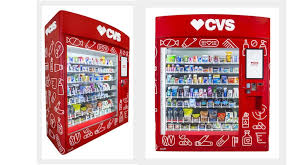 Personal Vending Machines Delectable CVS Stocks Vending Machines With Personal Care Products Beauty