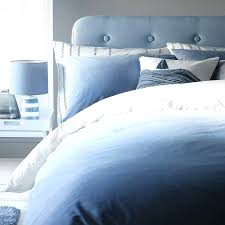 ombre bedding sets blue bedding set in nautical themed bedroom