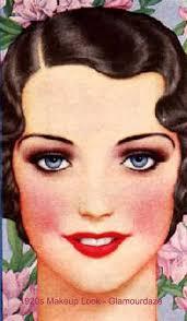 1920s makeup photo 2