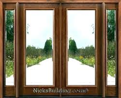 double entry doors with glass double front doors with glass fine double entry door with glass