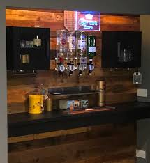 Exellent Man Cave Bar Add The Bottles Fits Perfectly Into My Intended Decorating Ideas
