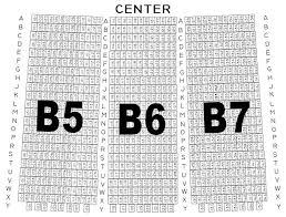 Section B5 B6 B7 The Muny
