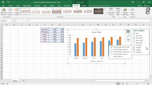 Add Primary Major Vertical Gridlines To The Clustered Bar Chart How To Add Vertical Gridlines To Chart In Excel