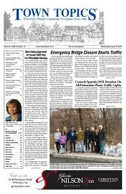 Town Topics Newspaper, April 10 by Witherspoon Media Group - issuu