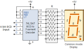 0 59 counter circuit diagram the wiring diagram bcd counter circuit using the 74ls90 decade counter wiring diagram