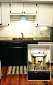 plug in cabinet lighting. Plug In Under Cabinet Lighting Cyron Led . I