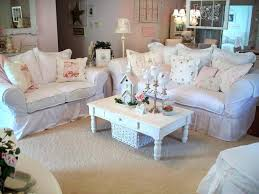 Shabby Chic White Coffee Table Farmhouse Style Coffee Table In The Sunroom A Lovely Warm Wood