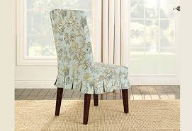 dining chair s sure fit home decor natural room magnificent throughout stretch pen pal short dining chair slipcover sure striking