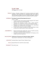 International Recruiter Sample Resume International Recruiter Sample Resume Shalomhouseus 5