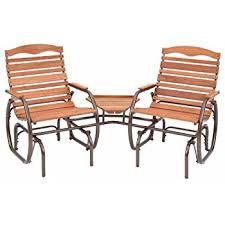 glider chairs for outside. jack post cg-30z country garden glider tete-a-tete, bronze chairs for outside e