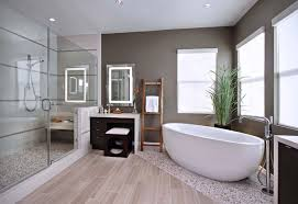 bathroom designs with freestanding tubs. Perfect Freestanding FreestandingTubsBathroomIdeas061 Kindesign For Bathroom Designs With Freestanding Tubs L