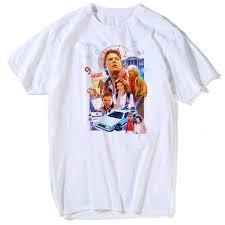 The Future Cotton <b>O</b>-<b>Neck White</b> T <b>Shirt</b> Men Hot Stephen King ...