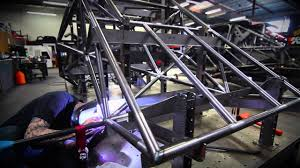 camburg trophy truck 6100 chis build made in the usa tig welding