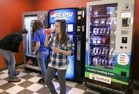 Vending Machines And Obesity Interesting Vending Machines Stocked With Health Food Aim To Keep Grand Valley