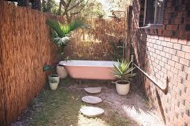diy outdoor bath spell the gypsy collective