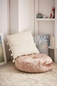Wonderful Decorating With Floor Pillows Velvet Home Decor Trend Designlovefest For Inspiration
