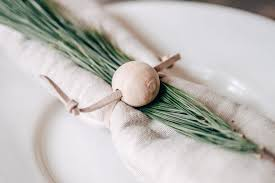 read here this year i have totally stripped down my colour palette and aesthetic neutral and simple is the name of the game these simple wooden bead