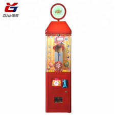 Coin Operated Candy Vending Machine Beauteous YDA Lollipop Coin Operated Games Machine Kids Candy Vending Machine