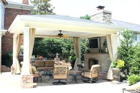 covered patio with fireplace outdoor patio with fireplace and image gallery of pleasant covered patio fireplace