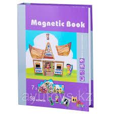 """<b>Magnetic Book Развивающая игра</b> """"Строения мира"""" - купить по ..."""