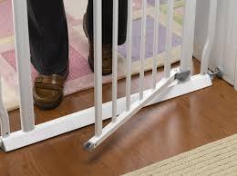 gmi gates doorways gmi guardmaster iv extra tall hardware and pressure mount steel slat