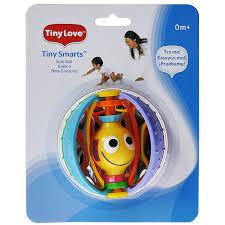 """Развивающая игрушка-<b>погремушка Tiny Love</b> """"Волшебный шарик ..."""