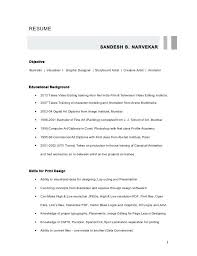 Graphic Design Objective Resume Best of Resume For Graphic Designer Freelance Design Best Objective Samples