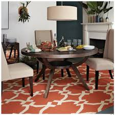 Adding To A Kitchen Table Rug Area Rugs Under Best Carpets Copper