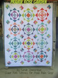 Prairie Rose Garden Quilt Â« Moda Bake Shop & 21494921556_e56499f6c8_o Adamdwight.com